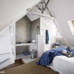 illustration chambre combles