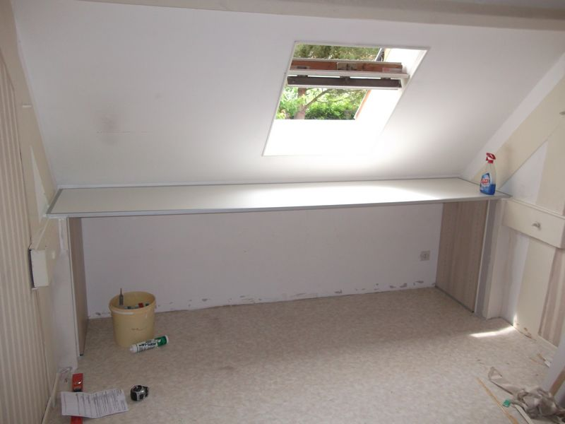 photo meuble sous comble